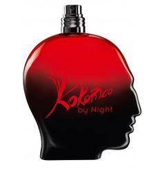 Jean Paul Gaultier Kokorico by Night 100 ml EDT Erkek Parfüm    Bergamot, ravent, kakao çekirdeği ve tonka fasulyesi notaları vardır.