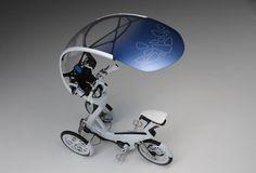 「05GEN」は自転車版のTRICITYとも言える乗り物