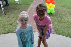 Kids can't get enough Face Painting by Best Party Planner!
