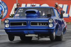 1965 GTO A/Gas