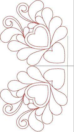 Free Continuous Machine Quilting Designs | Free Continuous Machine Quilting Designs | Original Embroidery Machine ...