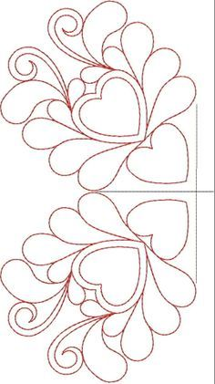 Free Continuous Machine Quilting Designs | Free Continuous Machine Quilting Designs | Original Embroidery Machine ...