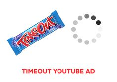 This idea initially came to me when watching an episode of Family Guy and the Mac loading wheel deliberately popped up on screen. They based an entire joke around that which I believed called to the new existing ways we view content online.  I wanted to devise a campaign around the ways we consume content online. I chose Timeout as the brand and thought I would use the loading symbol on YouTube to highlight how we have grown to expect things immediately. My Portfolio, Highlights, Campaign, Mac, Family Guy, Jokes, Symbols, Content, Messages