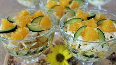 САЛАТ-КОКТЕЙЛЬ! Свежий, сочный салат с апельсинами, простой и очень вкус...