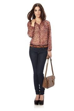 French Connection- Dandelion Dream Top