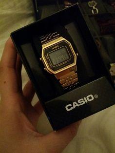Hovedbilde Nye, Casio Watch, Retro, Glove, Retro Illustration