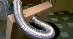 A Homemade Solar Air Heater that Can Produce Free 140 degree F Hot Air