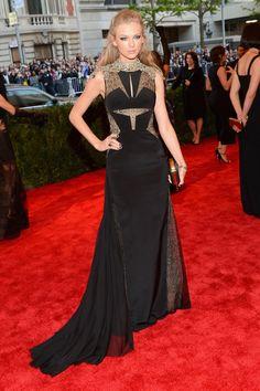 Taylor Swift en la gala MET