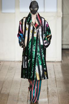 Maison Martin Margiela Spring 2014 Couture Collection Slideshow on Style.com