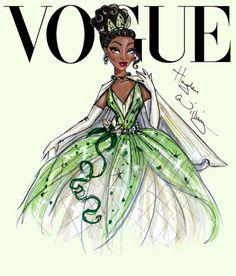 9 Hayden Williams - princesas Vogue