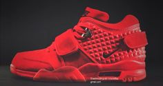 Nike Air Cruz.... I'm hoping these are not official cause they are a little busy.....