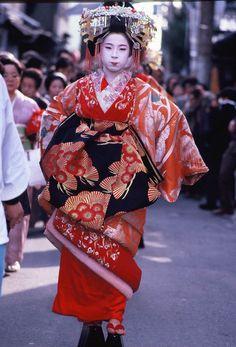 Tayu ,Kyoto 1988 (by gilera)