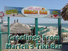I can just taste the watermelon martini!!!  Point Pleasant Tiki Bar!!!
