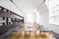 The Old Library / BK. architecten + Studio Gieles + KREUK architectuu