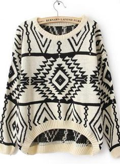 Stylish Women Loose Long Sleeve Sweater V-neck Knitwear Pullover Jumper Tops New Tribal Fashion, Look Fashion, Winter Fashion, Womens Fashion, Street Fashion, Fashion News, Fashion 2018, Fashion Brand, Fashion Outfits