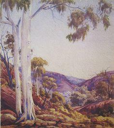 After taking up painting aged 33, pioneering artist Albert Namatjira shaped indigenous Australian art forever