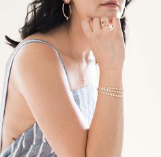 Apart from our finely curated collection of refined, casual and timeless jewelry, our approach is different. Apostle is unique, inclusive, and uncomplicated. Necklaces, Bracelets, Spring Style, Statement Jewelry, Valentine Day Gifts, Spring Outfits, Gifts For Mom, Spring Fashion, Jewelry Design