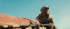 A new Tatooine transport vehicle for Episode VII... Better than the pod racers... bulkier than the one used by Darth Maul in Episode I...