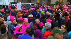 "ST. LOUIS, MO (KTVI)-  Protesters in the United States and around the world are joining marches Saturday to raise awareness of women's rights and other civil rights they fear could be under threat under Donald Trump's presidency. The ""Women's March on Washington"" is being held in the nation's capital. Among the more than 600 ""sister marches"" planned around the United States, was one held Saturday morning in downtown St. Louis."
