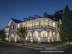 ePlans NeoClassical House Plan – Charleston Charm – 4134 Square Feet and 3 Bedrooms from ePlans – House Plan Code HWEPL77744