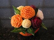 carved_yam_bouquet