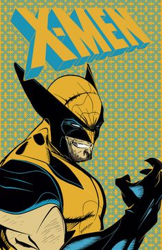 Wolverine ( X-Men ) // Marvel // Art Marvel Comic Character, Comic Book Characters, Marvel Characters, Comic Books Art, Comic Art, Marvel Wolverine, Marvel Dc Comics, Marvel Heroes, Wolverine Cosplay