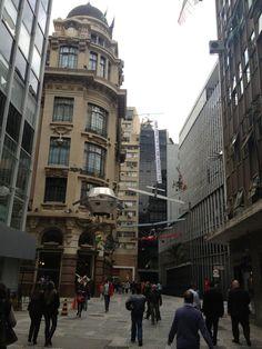 Centro de São Paulo em São Paulo, SP