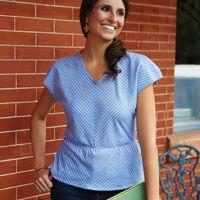 Trendy Bias Top free pattern