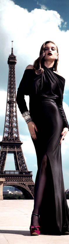 ♕ Love in Paris ♕ {Paris} ❤️