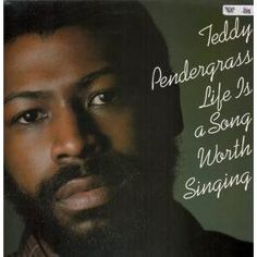 Teddy Pendergrass - Life Is A Song Woth Singing LP (VINYL) UK 1978
