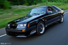 1985 Saleen Ford Mustang T-Top Saleen Mustang, Fox Body Mustang, Mustang Cars, Fancy Cars, Cool Cars, Car Man Cave, Pony Rides, Classic Mustang, Pony Car