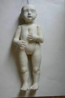 Susie McMahon Dolls: Ready to paint