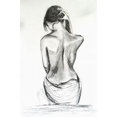 Alina Louka - rysunki - in the morning