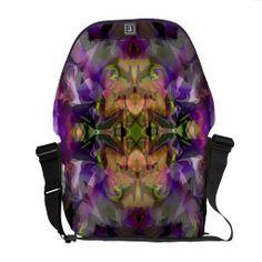 Mind Portal Rickshaw Messenger Bag