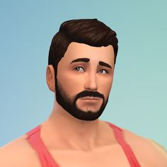 Yet another slick hairstyle for your male sims ;)Available in all standard EA colors…hopefully you enjoy it as always :DDDownload it here NOW! [MediaFire]Got problems downloading? Drop me a line, and I'll try add a OneDrive upload link :)
