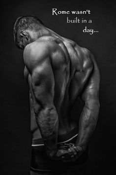 Men's Fitness: Pinned by Train With Mae - Visit www.Facebook/TrainWithMae