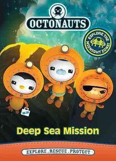 Octonauts-Deep Sea Mission (Dvd/O-Sleeve)