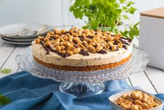 Norwegian Food, Norwegian Recipes, Pudding Desserts, Cake Cookies, Tiramisu, Cake Recipes, Peanut Butter, Tapas, Baking