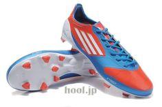 adidas F50 adizero miCoach メッシ、香川のサッカー スパイク アディダス アディゼロ F50 FG レッド/ブルー/ホワイト  --www.hool.jp