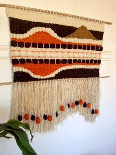 Loom Weaving, Crochet, Lana, Tapestry, Blog, Design, Tapestry Weaving, Pallet Art, Rag Rugs
