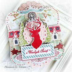 Artisant Christmas Mini Albums, Last Christmas, Christmas Minis, Xmas, Beautiful Christmas Cards, You And I, Joy, Seasons, Crafty