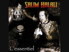 Le chanteur Algérien Salim Halali (1ère partie)