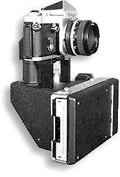 Nikon F2 Polaroid