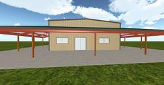 Cool 3D #marketing http://ift.tt/2jugzE1 #barn #workshop #greenhouse #garage #roofing #DIY