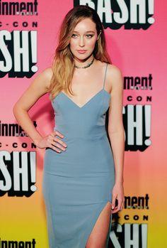 Alycia Debnam Carey at Entertainment Weekly's Comic-Con Bash