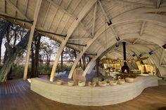 Michaelis Boyd Associates — Sandibe Safari Lodge