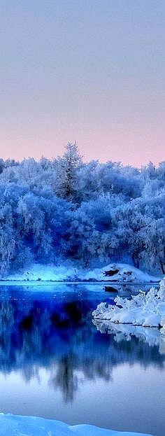 ✯ Peaceful Winter