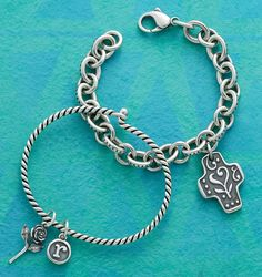 Summer Collection - Turn on the Charm-stack, layer, mix and match to create a look all your own #JamesAvery