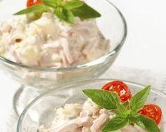 Verrines au surimi : http://www.cuisineaz.com/recettes/verrines-au-surimi-55038.aspx