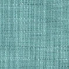 $16/yd outdoor A beautiful solid aqua green-blue fabric with a soft-to-the-touch, woven finish. Perfect for outdoor pillows, foam bench, cushion or furniture covers and more.
